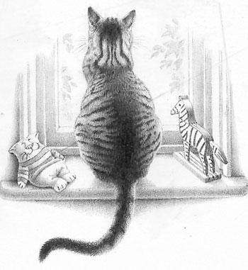 Patchwork Cat U2013 Nichola Bayley | Masha